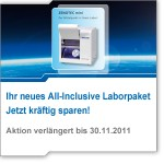 All-inclusive Laborpaket